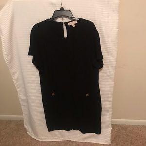 New Black Michael Kors dress